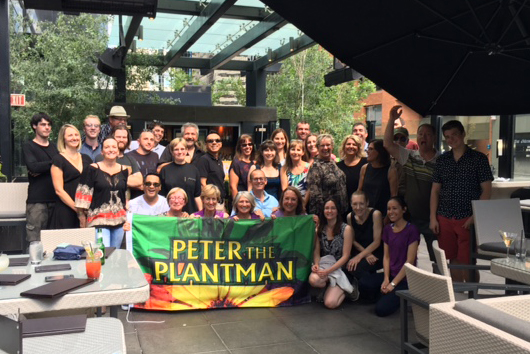 Peter The Plantman Team